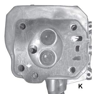 Head K type