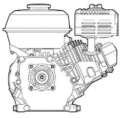 GX160 outline